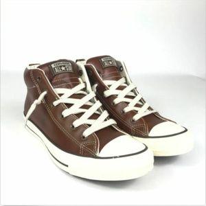 Converse CT Street Slip On Mid Leather 136420C